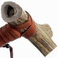Smokable Ceremonial Peace Pipe 24348