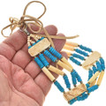 Apache Style Necklace 25276