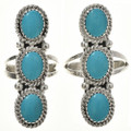 Native American Turquoise Ring 27254