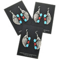 Natural Turquoise Earrings 26668