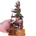 Authentic Milton Howard Kachina Carving 21468