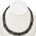 12mm x 18mm Kyanite Beads 16 inch Long Strand