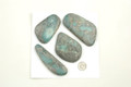 965 Carats BOULDER & PICTURE MOUNTAIN Turquoise Cabochons Various Shapes