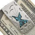 Indian Teepee Money Clip 24132
