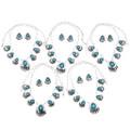 Bear Paw Design Jewelry Sets 25369