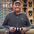 Rosco Scott Navajo Silversmith 24826
