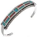 Turquoise Coral Bracelet 25506