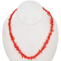 10mm Angelskin Coral Bead 16 inch Long Strand 0040