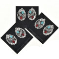 Southwest Turquoise Earrings 23848