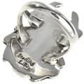 Native American Sterling Ring 29091