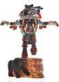 Hopi White Bear Kachina Doll 23529
