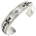 Hopi Style Silver Bracelet 24832