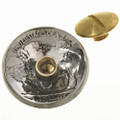 Screw On Style Coin Button 22809