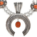 Squash Blossom Necklace Set 29610