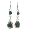 Turquoise French Hook Earrings 12463