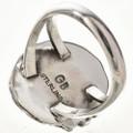 Navajo Sterling Ladies Ring 28743