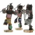Native American Buffalo Kachina Doll 16805
