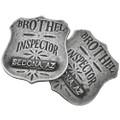 Replica Silver Badge