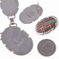 southwest Necklace Earrings Set 24649