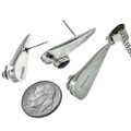 Sterling Teardrop Lapis Jewelry 14566