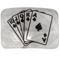 Hand Engraver Vegas Belt Buckle 22810