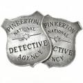 Pinkerton National Detective Agency Badge 29198
