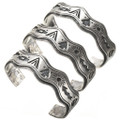 Hopi Inspired Silver Jewelry 28420