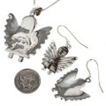 Southwest Sterling Angel Jewelry 29524
