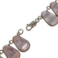 Sterling Silver Link Necklace 29629