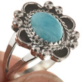 Southwest Turquoise Ring 28604
