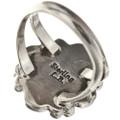 Navajo Sterling Ladies Ring 28604