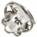 Navajo Handmade Ladies Ring 28664