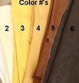 Leather Color Choices 25190