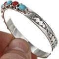 Ladies Native American Turquoise Bracelet 29223