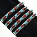 Turquoise Coral Ladies Bracelet 29223