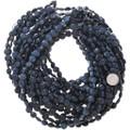 10mm Blue Dumortierite Beads 37224