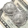 Navajo Silver Money Clip 28982