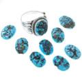 Variations in Arizona Turquoise Stones 29682