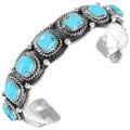 Old Pawn Style Navajo Bracelet 23586