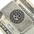 Kachina Silver Money Clip 28985