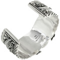 All Sterling silver Southwest Watch Cuff 31481