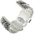All Sterling silver Southwest Watch Cuff 31481
