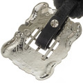 Traditional Silver Concho Belt 23026