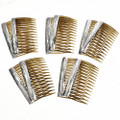 Hammered Silver Southwest Combs 26797