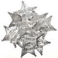 Heroes Of the West Badge 29003
