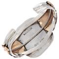 Mixed Metal Southwest Bracelet 25304