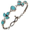 Turquoise Southwest Tennis Bracelet 11515