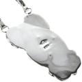 Sterling Silver Navajo Necklace 17349