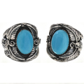 Mens Southwest Turquoise Jewelry 24984