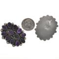 Colorful Gemstone Post Earrings 28846
